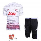 Chandal del Manchester United 2018 Blanco
