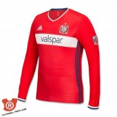 Camiseta ML Chicago Fire Primera 2017 Rojo