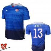 Camiseta Jones USA Segunda Azul 2016