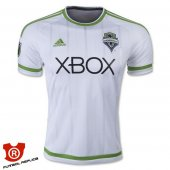 Camiseta Seattle Sounders Segunda 2016 Blanco