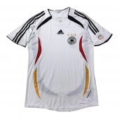 Camiseta Alemania Retro 2006 Blanco