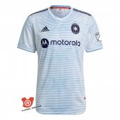 Camiseta Chicago Fire Segunda 2022 Blanco Tailandia