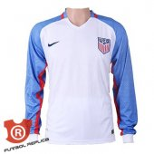 Camiseta ML USA Primera Blanco 2017