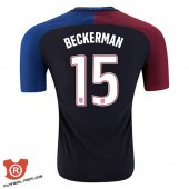Camiseta Beckerman USA Segunda Negro 2017