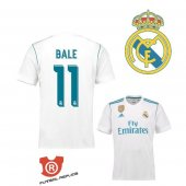 Camiseta Bale Real Madrid Primera 2018 Blanco