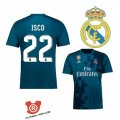Camiseta Isco Real Madrid Tercera 2018 Azul