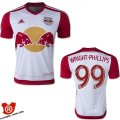 Camiseta Wright-Phillips Red Bulls Primera 2016 Blanco